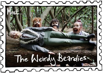THE WEIRDY BEARDIES