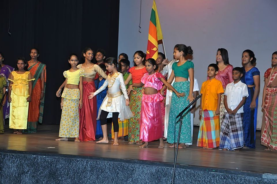 SRI LANKA SUMMER CAMP